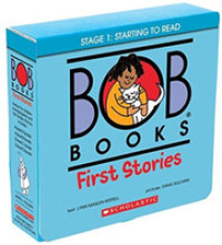Link to an enlarged image of Bob Books First Stories (12-Volume Set) (BOX)