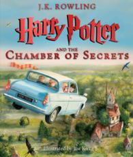 Link to an enlarged image of Harry Potter and the Chamber of Secrets (Harry Potter Illustrated Editions) (Illustrated)