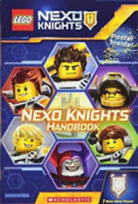 Link to an enlarged image of Lego Nexo Knights : Nexo Knights Handbook (Lego Nexo Knights)