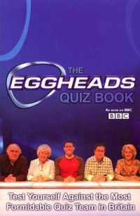 Link to an enlarged image of Eggheads Quizbook 2007 edition -- Paperback / softback