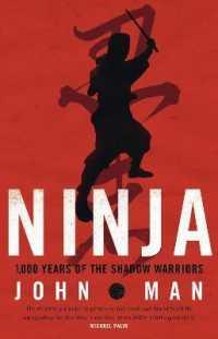 Link to an enlarged image of Ninja -- Paperback / softback