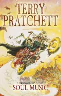 Link to an enlarged image of Soul Music : (Discworld Novel 16) (Discworld Novels) -- Paperback / softback