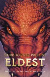 Link to an enlarged image of Eldest : Book Two (The Inheritance Cycle) -- Paperback / softback