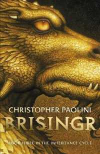 Link to an enlarged image of Brisingr : Book Three (The Inheritance Cycle) -- Paperback / softback