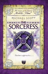 Link to an enlarged image of Sorceress : Book 3 (The Secrets of the Immortal Nicholas Flamel) -- Paperback / softback