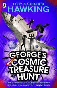 Link to an enlarged image of George's Cosmic Treasure Hunt (George's Secret Key to the Universe) -- Paperback / softback