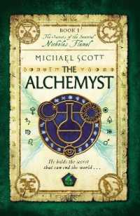 Link to an enlarged image of Alchemyst : Book 1 (The Secrets of the Immortal Nicholas Flamel) -- Paperback / softback