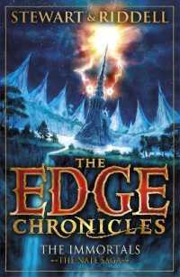 Link to an enlarged image of Edge Chronicles 10: the Immortals : The Book of Nate (The Edge Chronicles) -- Paperback / softback