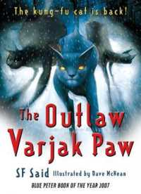 Link to an enlarged image of Outlaw Varjak Paw (Varjak Paw) -- Paperback / softback