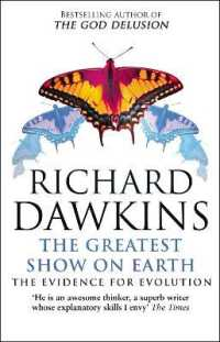 Link to an enlarged image of Greatest Show on Earth : The Evidence for Evolution -- Paperback / softback