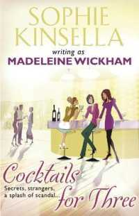 Link to an enlarged image of Cocktails for Three -- Paperback / softback