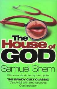 Link to an enlarged image of House of God -- Paperback / softback