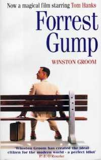 Link to an enlarged image of Forrest Gump -- Paperback / softback