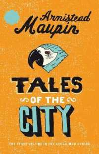 Link to an enlarged image of Tales of the City : Tales of the City 1 (Tales of the City) -- Paperback / softback