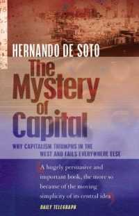 Link to an enlarged image of Mystery of Capital -- Paperback / softback