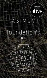Link to an enlarged image of Foundation's Edge (Reissue)