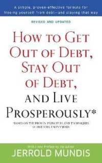 Link to an enlarged image of How to Get Out of Debt, Stay Out of Debt & Live Prosperously (Revised)