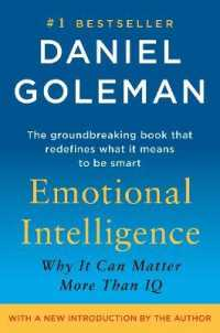 Link to an enlarged image of Emotional Intelligence (10th Anniversary)