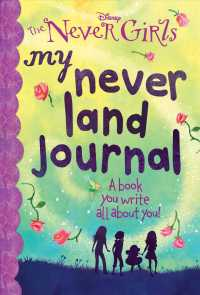 Link to an enlarged image of My Never Land Journal (Disney the Never Girls) (GJR)