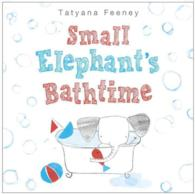Link to an enlarged image of Small Elephant's Bathtime