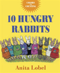Link to an enlarged image of 10 Hungry Rabbits : Colors & Counting (BRDBK Reissue)