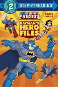 Link to an enlarged image of Batman's Hero Files (Dc Super Friends. Step into Reading) (Paperback + CRDS)