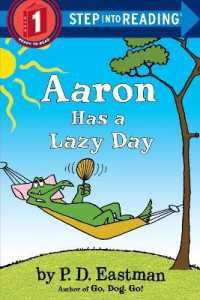 Link to an enlarged image of Aaron Has a Lazy Day (Step into Reading. Step 1)
