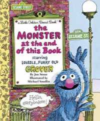 Link to an enlarged image of The Monster at the End of This Book (Little Golden Board Books) (BRDBK)