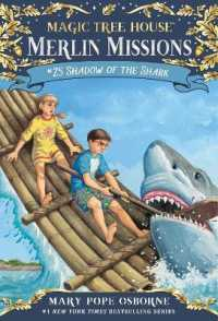 Link to an enlarged image of Shadow of the Shark (Magic Tree House)
