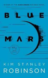 Link to an enlarged image of Blue Mars (Reprint)