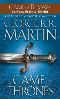Link to an enlarged image of A Game of Thrones (A Song of Ice and Fire) (Reissue)