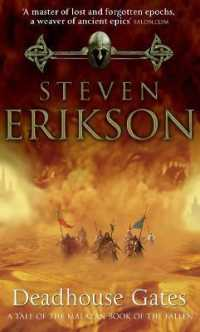 Link to an enlarged image of Deadhouse Gates : Malazan Book of the Fallen 2 (The Malazan Book of the Fallen) -- Paperback / softback