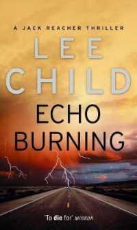Link to an enlarged image of Echo Burning : (Jack Reacher 5) (Jack Reacher) -- Paperback