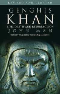 Link to an enlarged image of Genghis Khan -- Paperback / softback