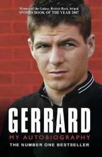 Link to an enlarged image of Gerrard My Autobiography