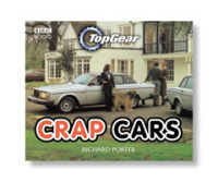 Link to an enlarged image of Crap Cars -- Hardback