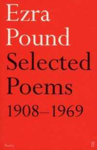 Link to an enlarged image of Selected Poems, 1908-1959