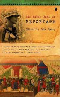 Link to an enlarged image of The Faber Book of Reportage (Main)