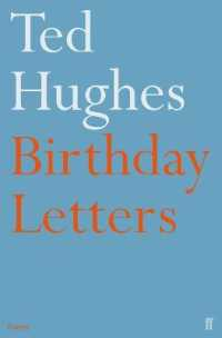 Link to an enlarged image of Birthday Letters (Faber Poetry) (Spiral New)