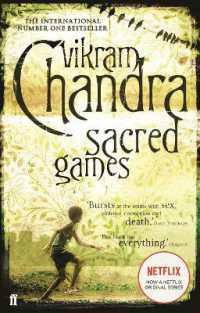 Link to an enlarged image of Sacred Games -- Paperback / softback (Main)