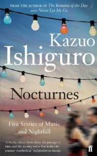 Link to an enlarged image of Nocturnes: Five Stories of Music and Nightfall (OME A-Format)