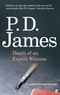Link to an enlarged image of Death of an Expert Witness (Inspector Adam Dalgliesh Mystery) (Main)
