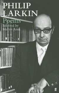 Link to an enlarged image of Philip Larkin Poems : Selected by Martin Amis (Faber Poetry)