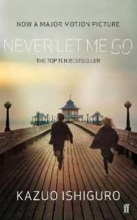 Link to an enlarged image of Never Let Me Go (OME A-Format) (Film tie-in)