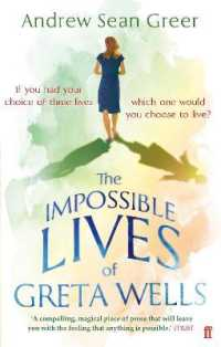 Link to an enlarged image of The Impossible Lives of Greta Wells (Main)