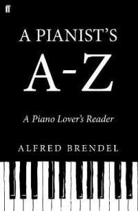 Link to an enlarged image of A Pianist's A-z : A Piano Lover's Reader