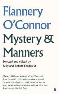 Link to an enlarged image of Mystery and Manners -- Paperback / softback (Main)