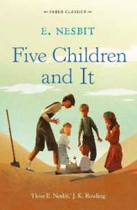 Link to an enlarged image of Five Children and It (Faber Children's Classics) -- Paperback / softback (Main)