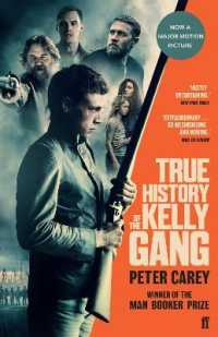Link to an enlarged image of True History of the Kelly Gang (Main - Film tie-in)