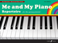 Link to an enlarged image of Me and My Piano : Repertoire for the Young Pianist (The Waterman / Harewood Piano Series)